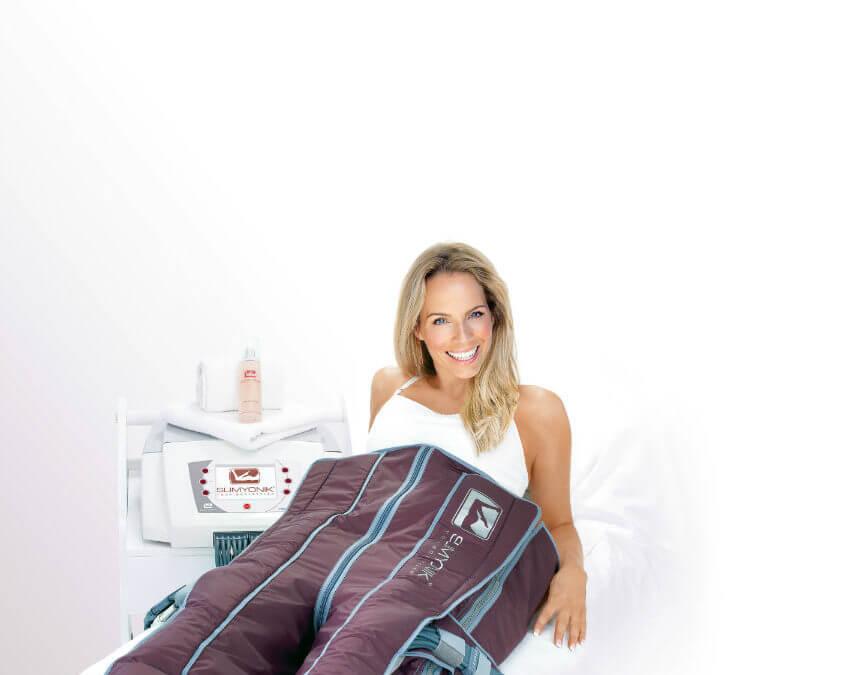 SLIMYONIK – Der Bodystyler für Couch Potatoes und Fitness-Freaks