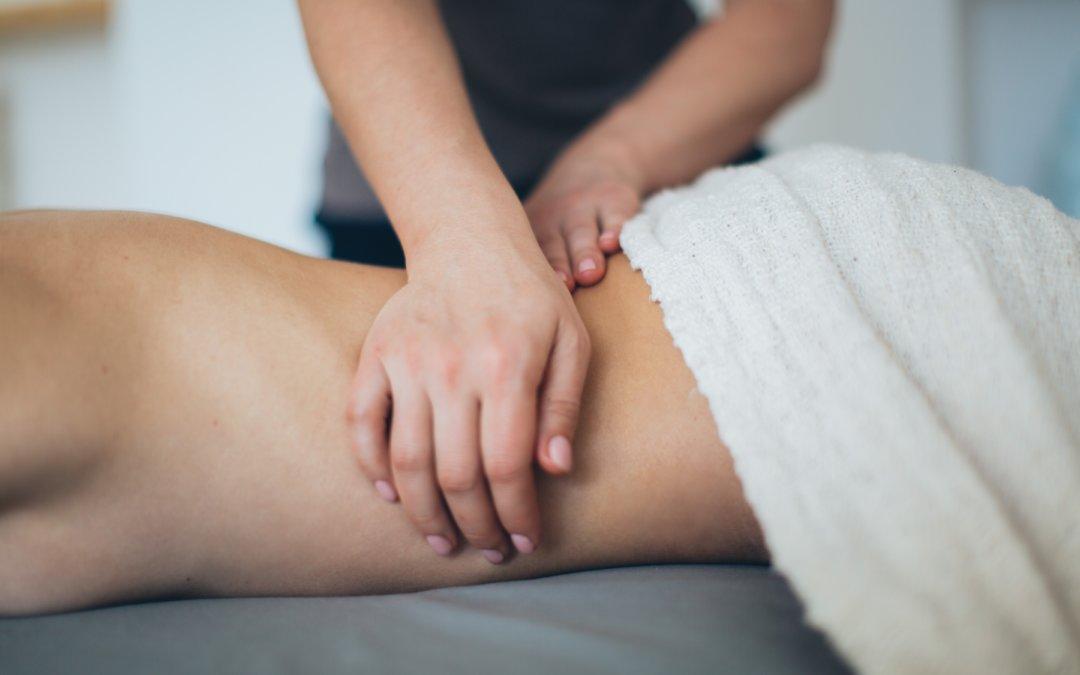 Die Wirksamkeit von Massagen