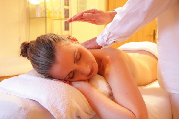 Stressbewältigung durch Massage