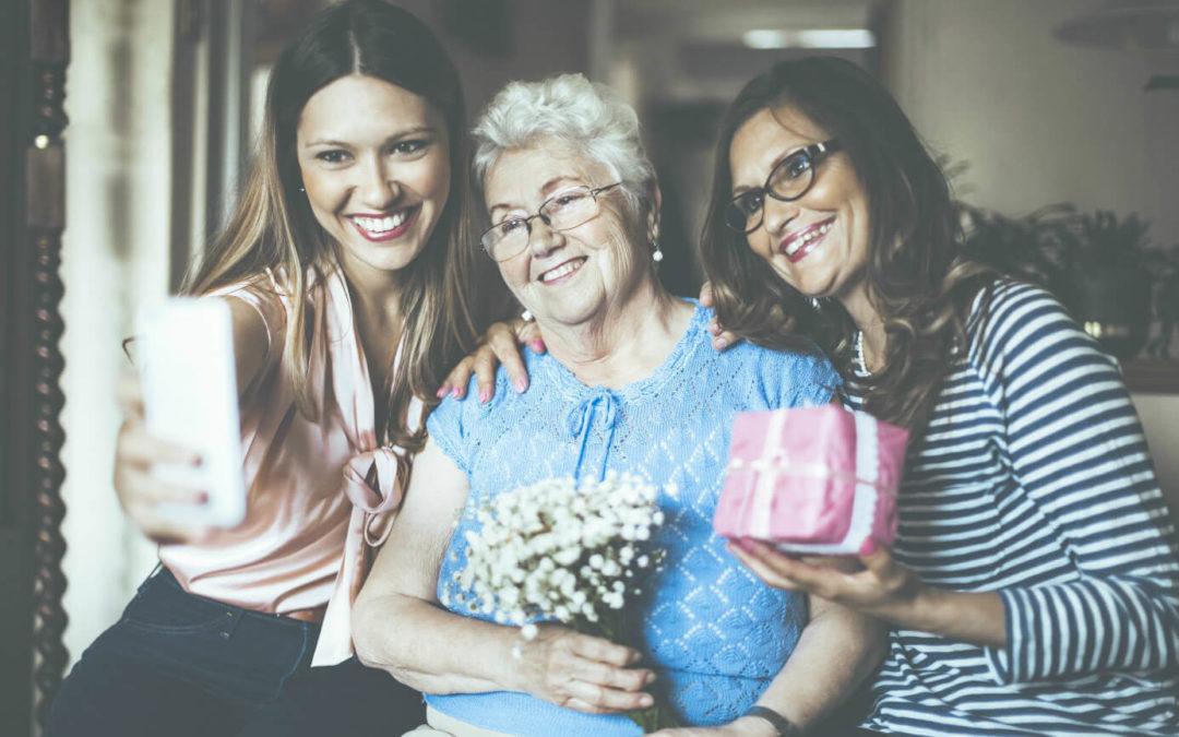Muttertag – liebe Mütter, Ihr seid die Besten