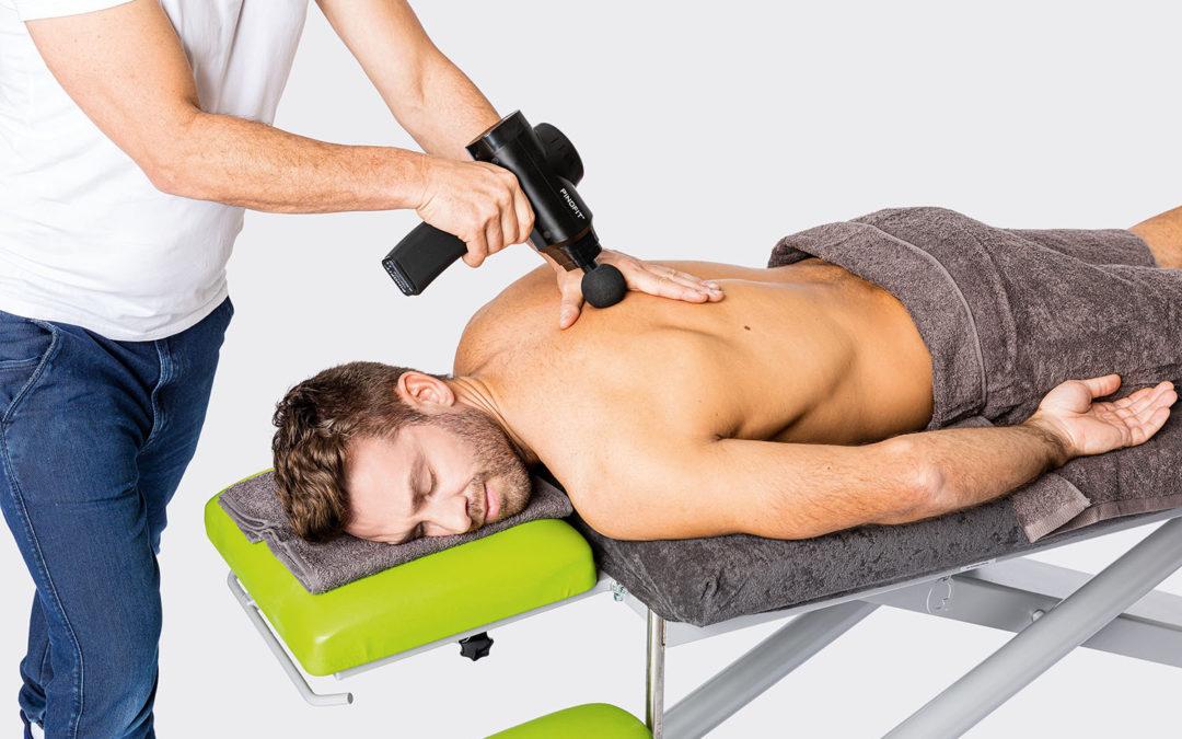Vibrationsmassage buchen: Das Was, Wie und Weshalb