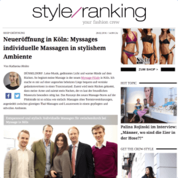 Style Ranking