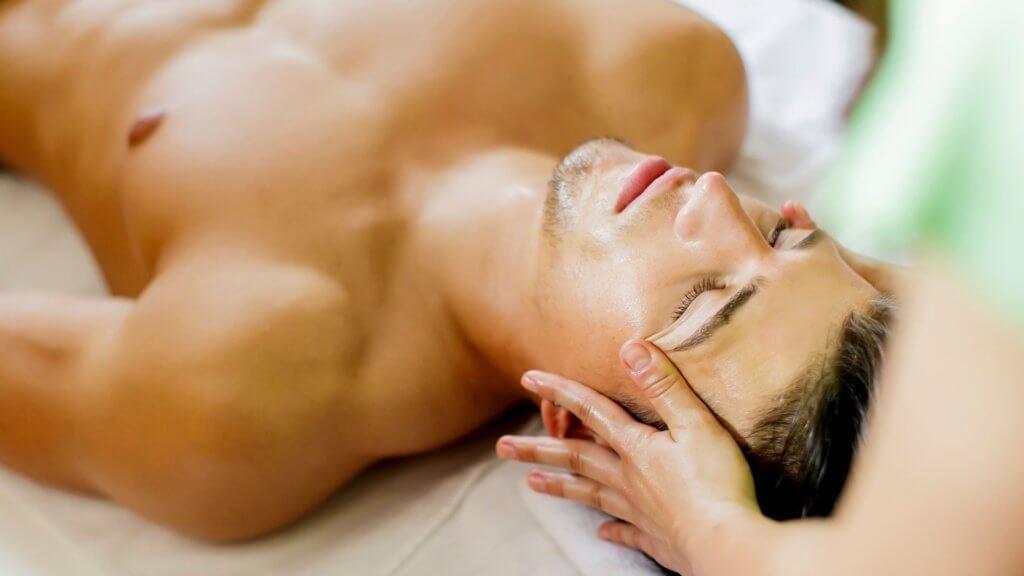 Massage Verhalten